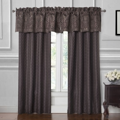 Marquis by Waterford Pierce Chocolate Window Panels