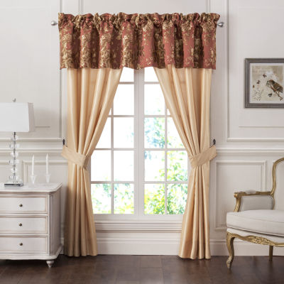 Marquis by Waterford Devlin Paprika Window Panels