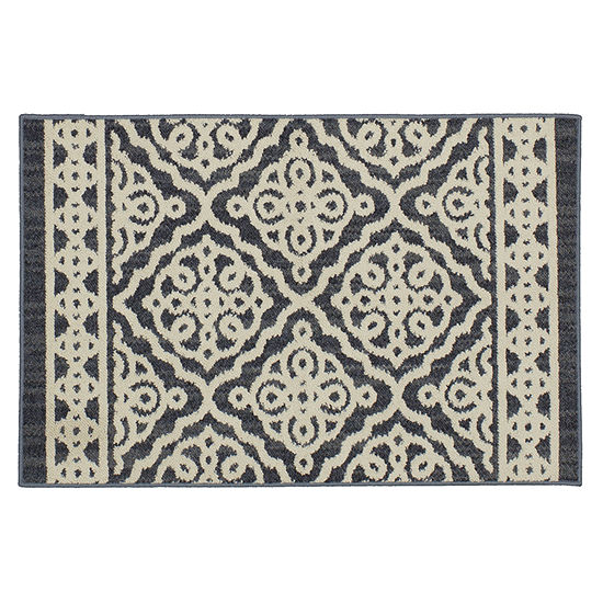 Mohawk Home Pattern Perfect Tavira Rectangular Indoor Rugs