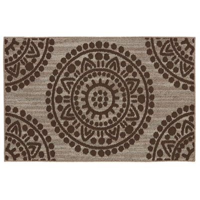 Mohawk Home Pattern Perfect El Sol Rectangular Rugs