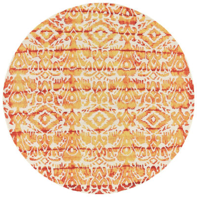 Room Envy Karryn Hand Tufted Round Rugs