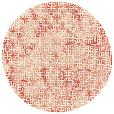 Room Envy Beltane Hand Tufted Round Rugs
