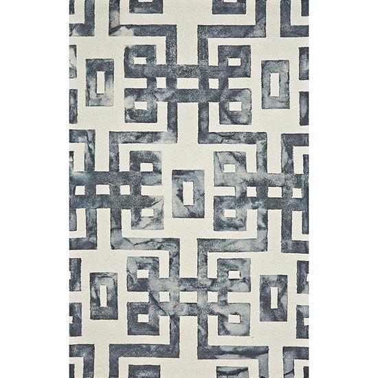 Weave And Wander Harran Hand Tufted Rectangular Indoor Rugs