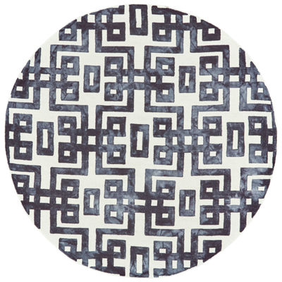 Room Envy Harran Hand Tufted Round Rugs