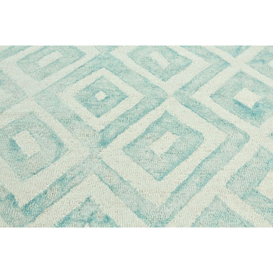 Room Envy Mia Hand Tufted Rectangular Rugs