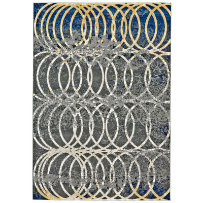Room Envy Omari Tyre Rectangular Rugs
