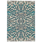 Weave And Wander Yancey Rectangular Indoor Rugs