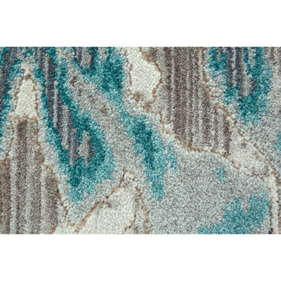 Room Envy Yancey Rectangular Indoor Accent Rug