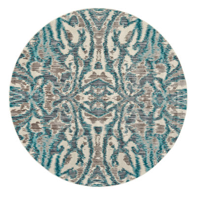 Room Envy Yancey Round Rugs