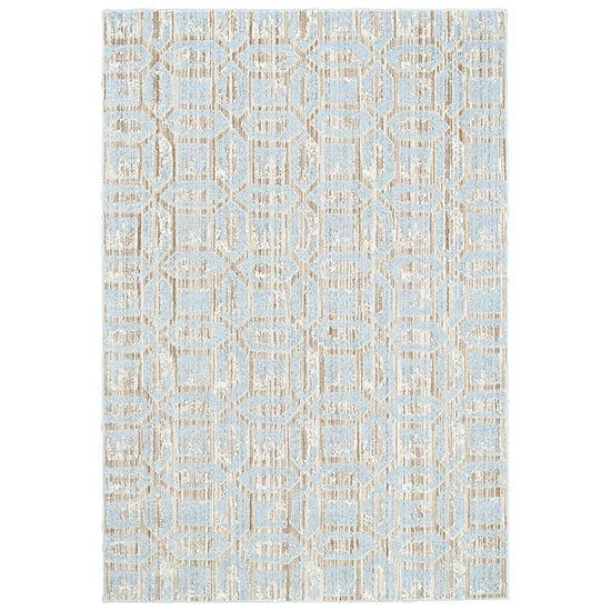Weave And Wander Carini Gala Rectangular Indoor Rugs
