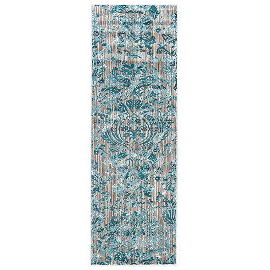Weave And Wander Lillah Rectangular Indoor Rugs