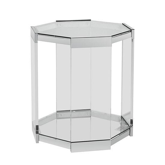 Brahm Octagon Side Table
