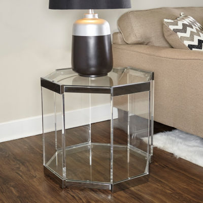 Brahm Octagon Side Table