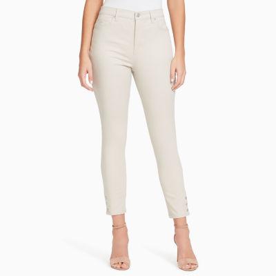 Gloria Vanderbilt® Classic Skinny Leg Amanda Snap Ankle Jean