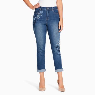 Gloria Vanderbilt® Roll Cuff Ankle Jean