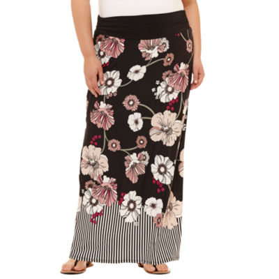 Alyx A-Line Skirt - Plus