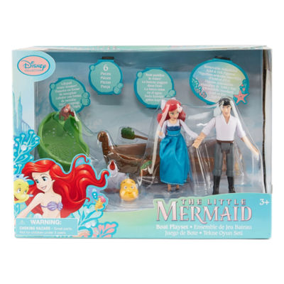 Disney The Little Mermaid Toy Playset - Girls