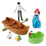 Disney Collection The Little Mermaid Boat Playset