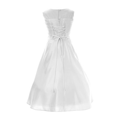 Keepsake First Communion Sleeveless A-Line Dress - Big Kid Girls