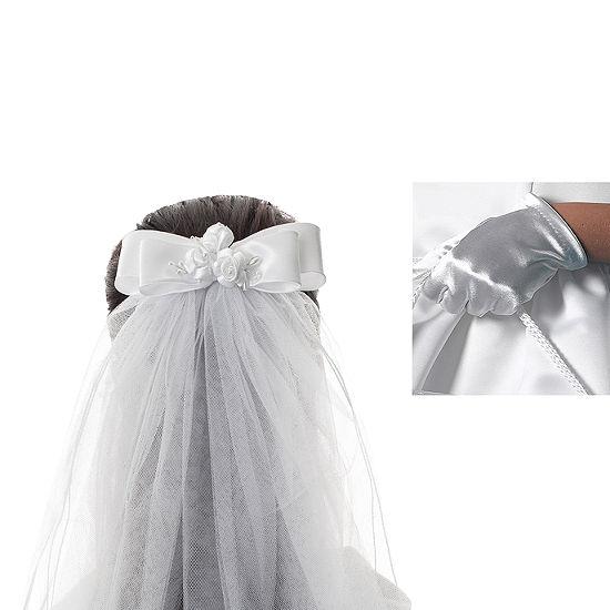 Keepsake First Communion Girls Veil