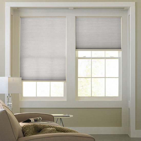 JCPenney Home Light-Filtering Cordless Cellular Shade