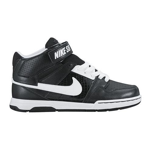 Nike® Mogan Mid 2 Jr. Skate Shoes - Little Kids
