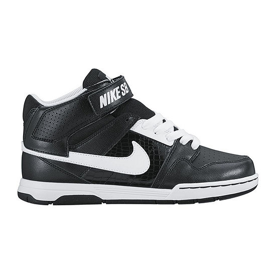 Nike Mogan Mid 2 Jr Skate Shoes Little Kids