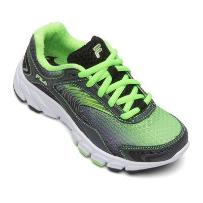 Fila® Maranello 3 Boys Running Shoes - Little Kids