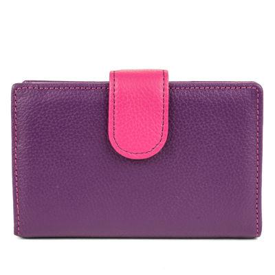 Mundi® S&P Rio Leather Indexer Wallet