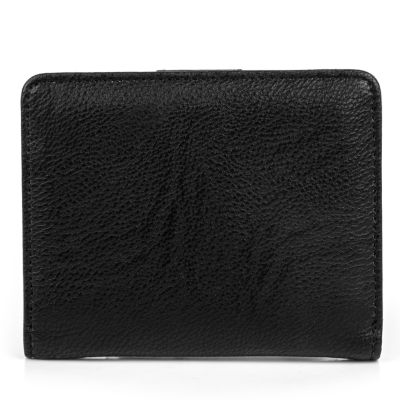 Mundi Pebble Mini Safe Keeper Bi-Fold RFID Blocking Slim Fold Wallet
