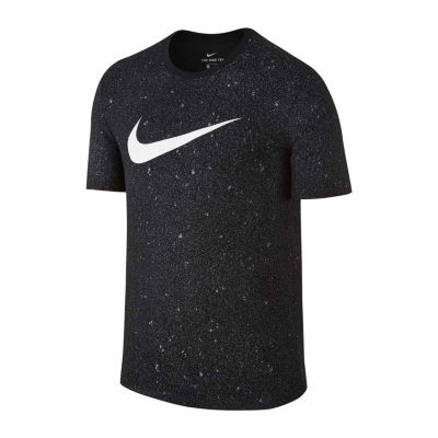Nike Backboard Dry Short Sleeve Crew Neck T-Shirt