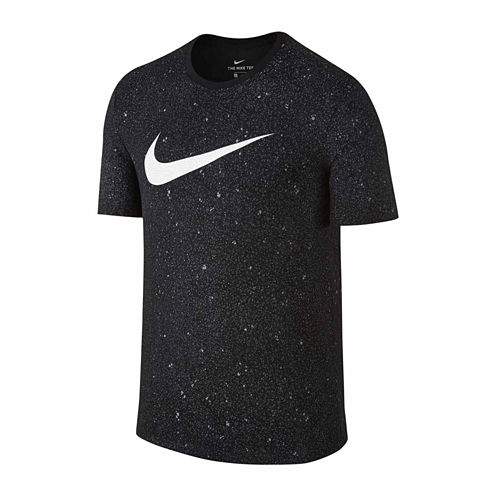 Nike Backboard Dry Short Sleeve Crew Neck T-Shirt