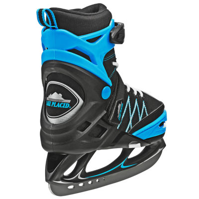 Lake Placid Monarch Adjustable Ice Skates - Boys
