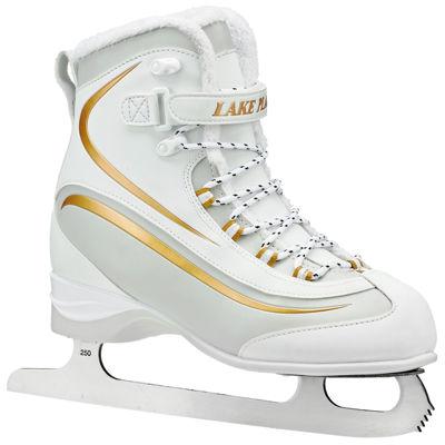 Lake Placid Everest Soft Boot Ice Skates - Womens