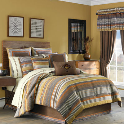 Queen Street Montclair 4-pc. Comforter Set
