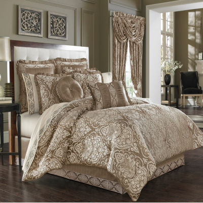 Queen Street Stanford 4-pc. Comforter Set