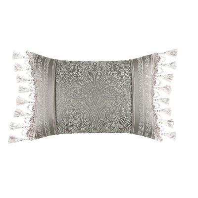 Queen Street Christina Rectangular Throw Pillow