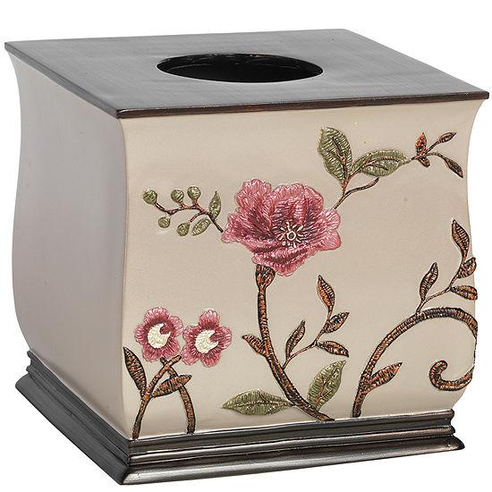 Popular Bath Larrisa Tissue Box Cover