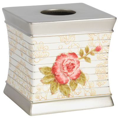 Popular Bath Madeline Tissue Box Cover