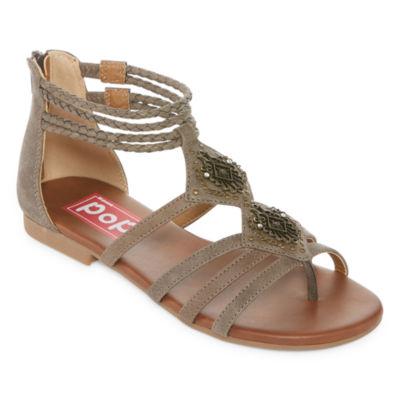 Pop Womens Prescilla Flat Sandals
