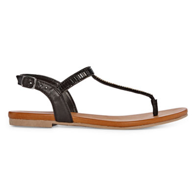 Pop Sheyn Womens Strap Sandals