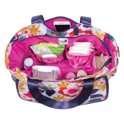 French Bull  Sus Tote Diaper Bag