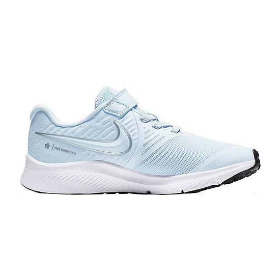 Nike Star Runner 2 Elastic Sneakers - Little Kids Girls