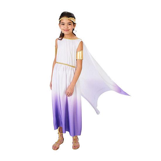 Purple Passion Greek Goddess Child Costume Girls Costume