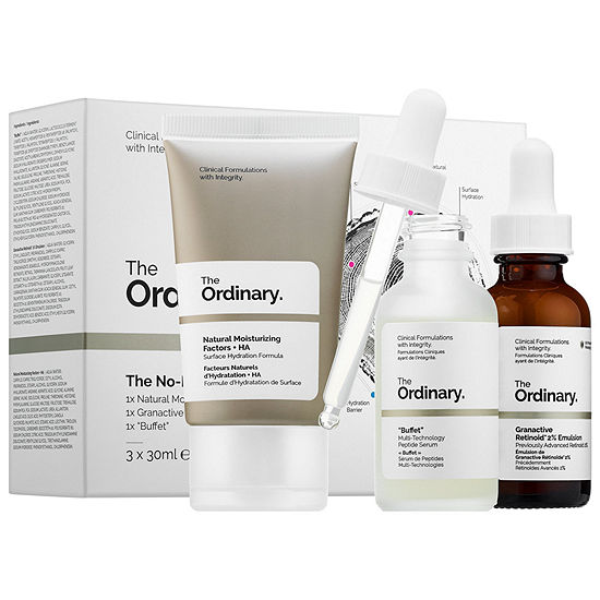 The Ordinary The No-Brainer Set ($32.40 value)