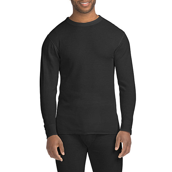 Hanes X-temp FreshIQ Crew Thermal Shirt - Big