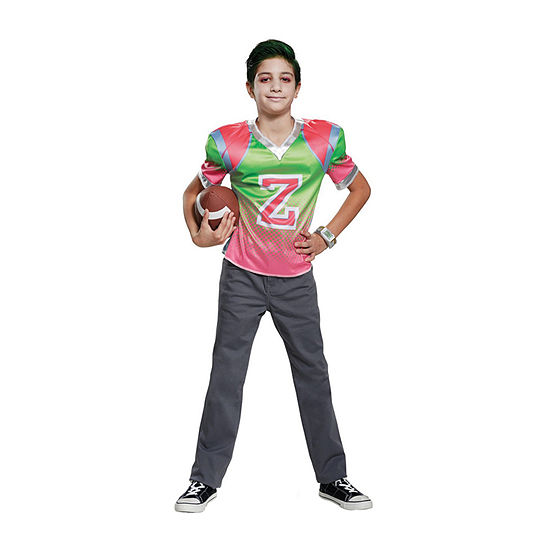 Z-O-M-B-I-E-S Zed Football Jersey Classic Child Costume