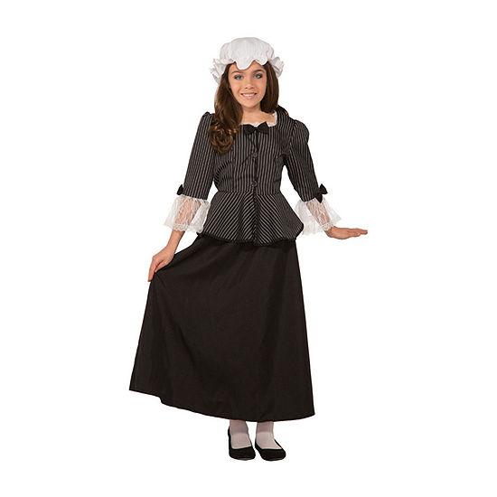 Girls Martha Washington Costume Girls Costume