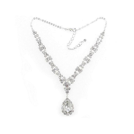 Vieste Rosa Round Collar Necklace