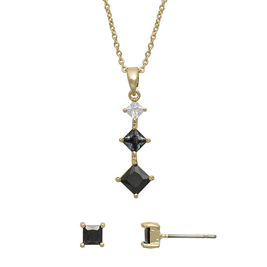 Mixit Hypoallergenic 3-pc. 16 Inch Necklace Set